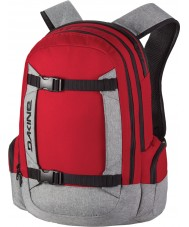 Dakine 10000761-RED Mission 25L Backpack