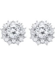 Purity 925 P1476ES-1 Ladies Earrings