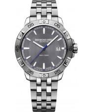 Raymond Weil 8160-ST2-60001 Mens Tango Silver Steel Bracelet Watch