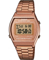 Casio B640WC-5AEF Ladies Retro Collection Digital Rose Gold Watch