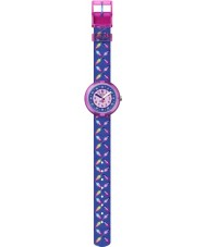 Flik Flak FPNP016 Girls Cool Feather Watch