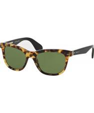Ralph Lauren RL8119W 53 Heritage Collection Havana Spotty 500452 Sunglasses