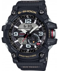 Casio GG-1000-1AER Mens G-Shock Auto Led Light Black Resin Strap Watch