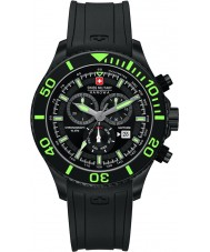 Swiss Military 6-4226-13-007 Mens Immersion Black Chronograph Watch