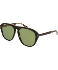 Gucci Mens GG0128S 001 Sunglasses