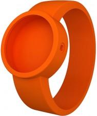Chriselli O clock Orange Strap