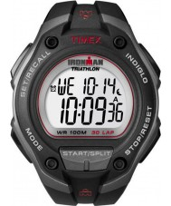 Timex T5K417 Mens Black Ironman 30 Lap Oversize Sport Watch