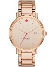 Kate Spade New York 1YRU0641 Ladies Gramercy Grand Rose Gold Plated Bracelet Watch