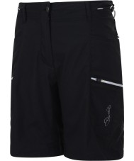 Dare2b DWJ102-80010L Ladies Surmount Black Shorts - Size XS (10)