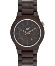 WeWOOD ASSUNTCHOC Assunt Chocolate Wood Strap Watch