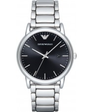 Emporio Armani AR2499 Mens Dress Silver Steel Bracelet Watch