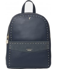 Fiorelli FH8767-NAVY Ladies Trenton Backpack