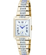 Dreyfuss and Co DLB00008-21 Ladies 1974 Two Tone Gold Plated Watch