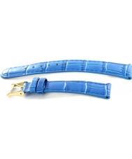 Krug Baümen 15058BLUEL Ladies Enterprise Blue Leather Replacement Strap