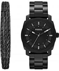 Fossil FS5393SET Mens Machine Watch Gift Set