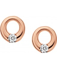 Skagen SKJ0314998 Ladies Elin Rose Gold Steel Earrings