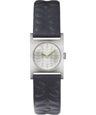 Orla Kiely OK2127 Ladies Nemo Navy Leather Strap Watch