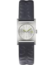 Orla Kiely OK2127 Ladies Nemo Navy Leather Strap Watch