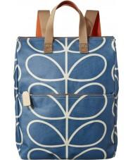 Orla Kiely 17SELIN195-4295-00 Ladies Giant Linear Stem Backpack