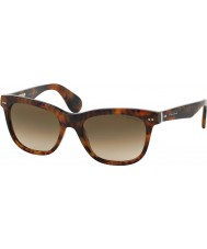 Ralph Lauren RL8119W 53 Heritage Collection Jerry Tortoiseshell 501751 Sunglasses
