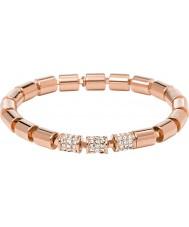 Fossil JA6544791 Ladies Vintage Glitz Rose Gold Plated Bracelet