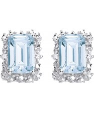 Purity 925 P1478ES-2 Ladies Earrings