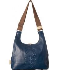 Orla Kiely 17SEEFS044-4030-00 Ladies Embossed Flower Midi Sling Bag