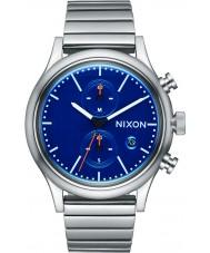 Nixon A1162-307 Mens Station Watch