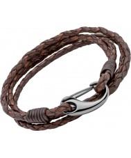 Unique B87ADB-21cm Mens Bracelet