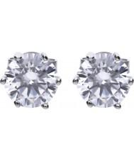 Diamonfire E5580 Ladies Carats Earrings