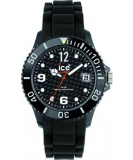Ice-Watch 000133 Sili Forever Black Strap Watch