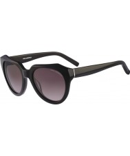 Karl Lagerfeld Ladies KL838S Black Sunglasses