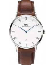 Daniel Wellington DW00100087 Mens Dapper 38mm St Mawes Silver Watch