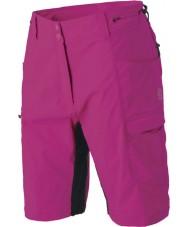 Dare2b Ladies Interchange Convertible Fuschia Shorts