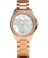 Coach 14501658 Ladies Tristen Rose Gold Plated Watch