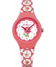 Cath Kidston CKL025P Ladies Provence Rose Pink with Printed Province Rose Watch