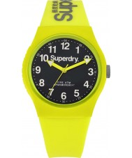 Superdry SYG164NY Urban Lime Silicone Strap Watch