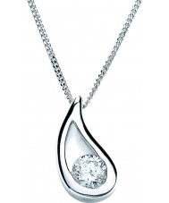 Purity 925 PUR1722P Ladies Necklace