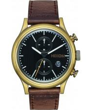 Nixon A1163-2539 Mens Station Watch