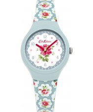 Cath Kidston CKL025U Ladies Provence Rose Blue with Printed Province Rose Watch