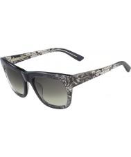Valentino Ladies V611S Grey Sunglasses