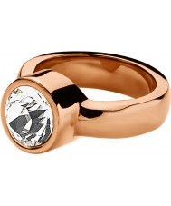 Dyrberg Kern 333304 Ladies Cyrielle III Rose Gold Plated Ring