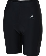 Dare2b DWJ066-80014L Ladies Sure Cycle Black Shorts - Size M (14)