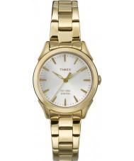 Timex TW2P81800 Ladies Chesapeake Gold Plated Bracelet Watch