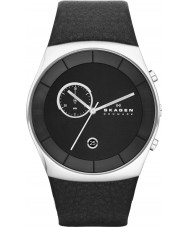 Skagen SKW6070 Mens Klassik Black Chronograph Watch