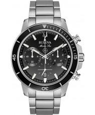 Bulova 96B272 Mens Marine Star watch