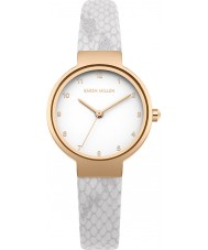 Karen Millen KM127CRG Ladies Watch