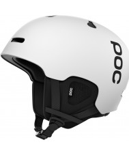 POC Auric Cut Hydrogene White Ski Helmet