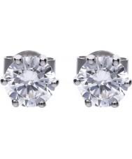 Diamonfire E5581 Ladies Carats Earrings