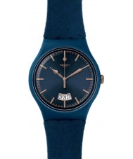 Swatch SUON400 Ladies Cent Bleu Watch